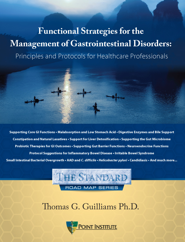 Functional Strategies for the Management of Gastrointestinal Disorders  (2016)