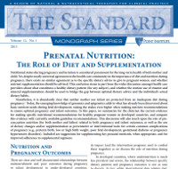 Parental Nutrition Standard